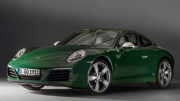 Porsche ผลิตรถสปอร์ต 911 ครบหลัก 1 ล้านคัน