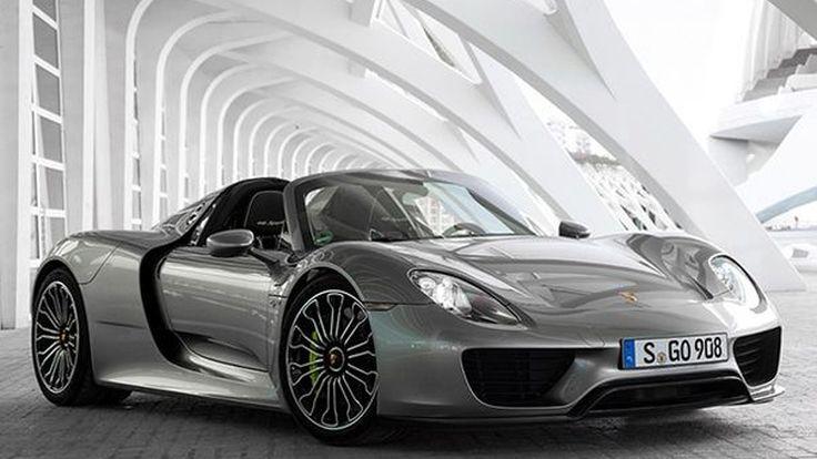 ส่งท้ายปี! Porsche เรียกคืน 918 Spyder จากปัญหาช่วงล่าง