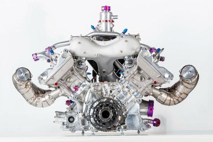 Porsche โชว์เทคโนโลยีขุมพลัง วี4 ในรถแข่ง 919 กวาดแชมป์เพียบ