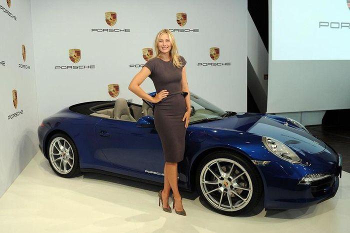 Porsche ระงับการสนับสนุน มาเรีย ชาราโปว่า หลังไม่ผ่านตรวจโด๊ป