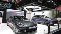 TIME2017: Porsche ยกทัพ New Cayenne S, Panamera 4 E-Hybrid Executive & Sport Turismo อวดโฉมครั้งแรกในไทย