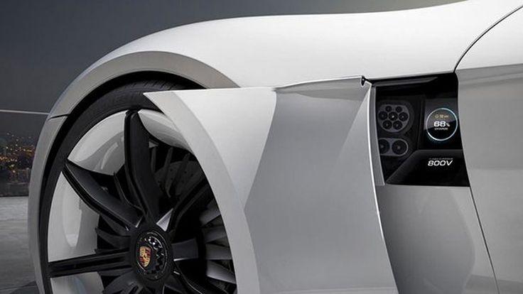 Porsche หวังว่าค่ายรถรายอื่นต้องการใช้ระบบชาร์จไฟเร่งด่วนใน Mission E