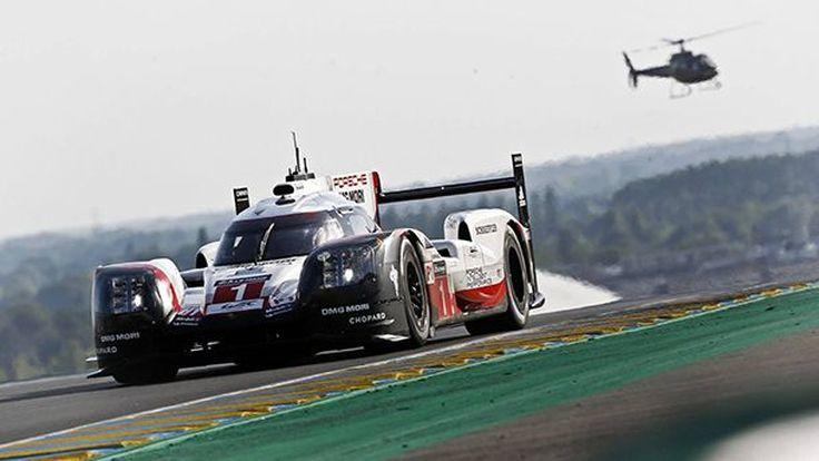 Porsche คว้าชัยชนะ 24 Hours Of Le Mans เป็นปีที่ 3 ติดต่อกัน