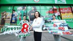 """[PR News]ลีสซิ่งกสิกรไทยเปิดแคมเปญ """"สินเชื่อรถช่วยได้กสิกรไทย อัศจรรย์ 8 สามต่อ"""""""