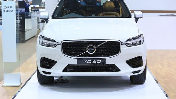 "[PR News]วอลโว่ XC60 T8 Twin Engine Plug-In Hybrid คว้ารางวัล ""SUV Supercharged Turbo Hybrid""  ณ งาน Big Motor Sale 2018"