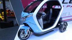 [PR News]เอช เซม มอเตอร์ เผย เอสอีวี ฟูตูโร รถสามล้อไฟฟ้ารุ่นใหม่ ดีไซน์ล้ำสมัย
