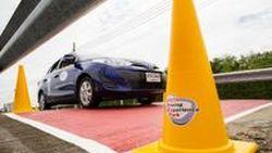 """[PR News] โตโยต้า ถนนสีขาว ครบรอบ 30 ปี เปิด """"ศูนย์พัฒนาศักยภาพผู้ขับขี่รถยนต์โตโยต้า"""