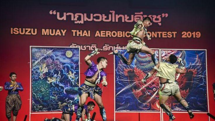 """[PR News] อีซูซุหนุนเยาวชนสืบสานมรดกไทย เฟ้นหาแชมป์ """"นาฏมวยไทยอีซูซุ"""" ระดับประเทศปีที่ 10"""