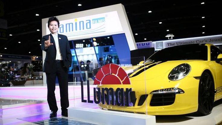 [PR News] เทคโนเซล เปิดตัวสินค้าใหม่ 'ลูมาร์ เพนท์ โพรเทคชั่น ฟิล์ม แพลทินัม'