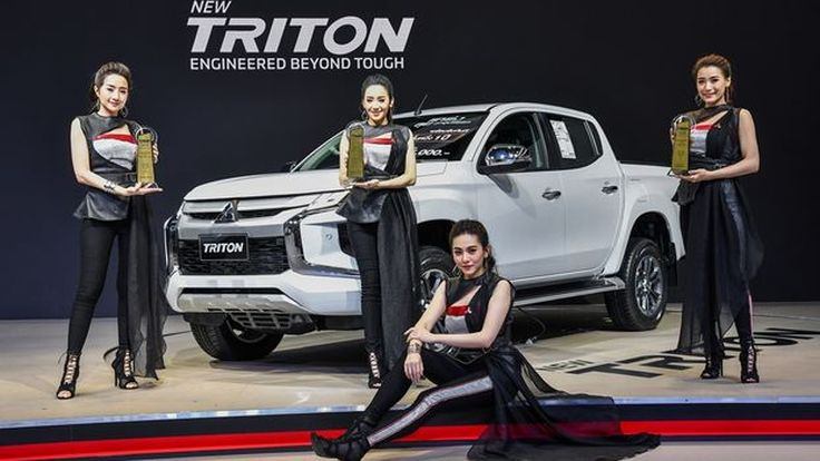 [PR News] มิตซูบิชิ มอเตอร์ส ประเทศไทย คว้า 3 รางวัลธุรกิจยานยนต์ยอดนิยมประจำปี 2561 ด้านคุณภาพผลิตภัณฑ์และบริการหลังการขาย