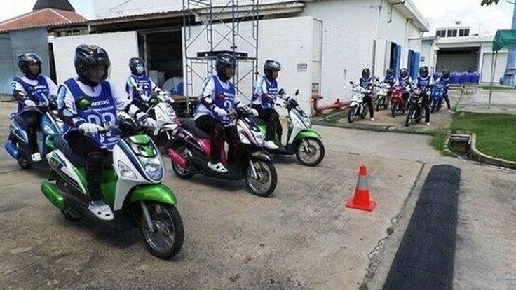 ซูซูกิ จัดอบรมขับขี่ปลอดภัย ให้กับพนักงานบริษัท ซิงเดนเก็น (ประเทศไทย) จำกัด
