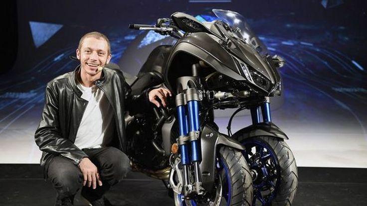 Yamaha Niken บิ๊กไบค์ 3 ล้อ กำลังจะเปิดให้จองในอังกฤษ สัปดาห์หน้า