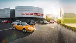 เปิดตัวอย่างยิ่งใหญ่ Porsche Classic Centre Gelderland