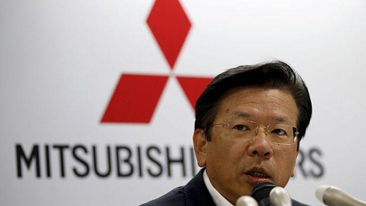 ประธาน Mitsubishi Motors ประกาศลาออก รับผิดชอบบิดเบือนความประหยัดน้ำมัน