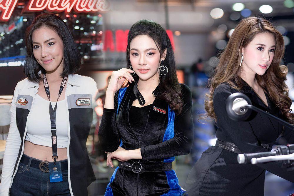 [Motor Expo] พาชมพริตตี้สาวสวยกับเซลสุดแซ่บ ภายในงาน Motor Expo 2018