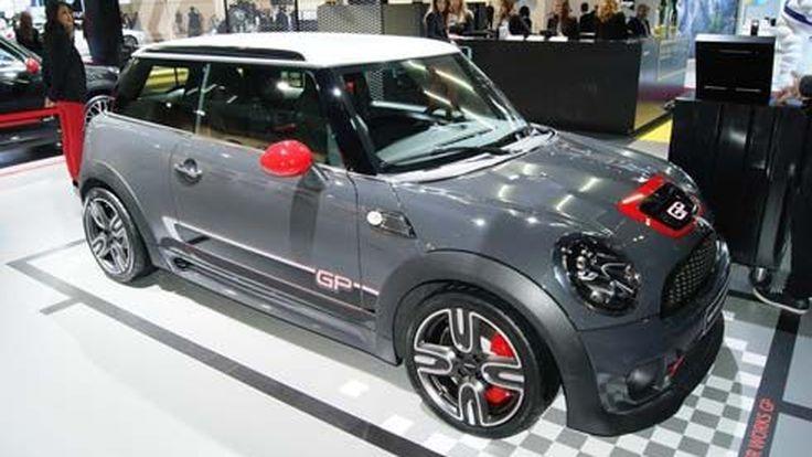เปิดราคา 2013 MINI John Cooper Works GP เริ่มต้นที่ 35,950 เหรียญฯ
