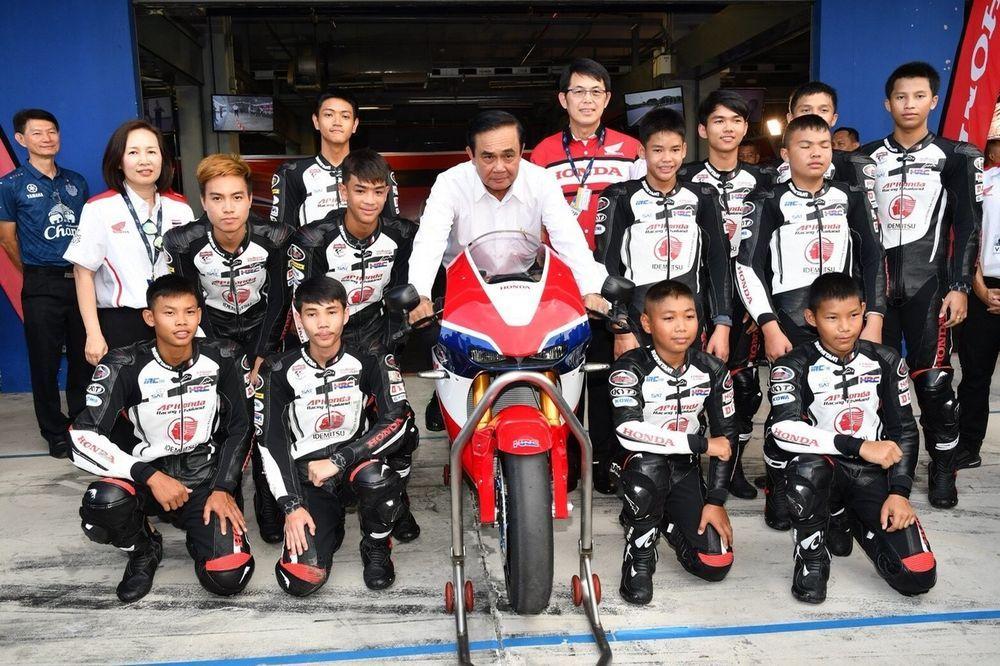พล.อ.ประยุทธ์ นำคณะฯ ตรวจความพร้อมการเป็นเจ้าภาพ MotoGP ที่บุรีรัมย์