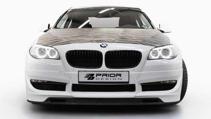 Prior Design ปิดโปรเจกท์พัฒนาชุดแต่งบอดี้ BMW 5-Series F10 ส่งท้ายปี