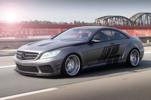 Prior Design จัดชุดแต่งให้กับ Mercedes-Benz CL Class สปอร์ตคูเป้สุดหรู