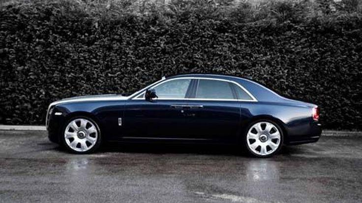 ดูดีอยู่แล้ว! Project Kahn ขอแค่เพิ่มความสมบูรณ์แบบให้กับ Rolls-Royce Ghost