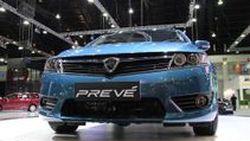 Proton เปิดตัว Preve' และ Exora Prime ในงาน Motor Expo 2012