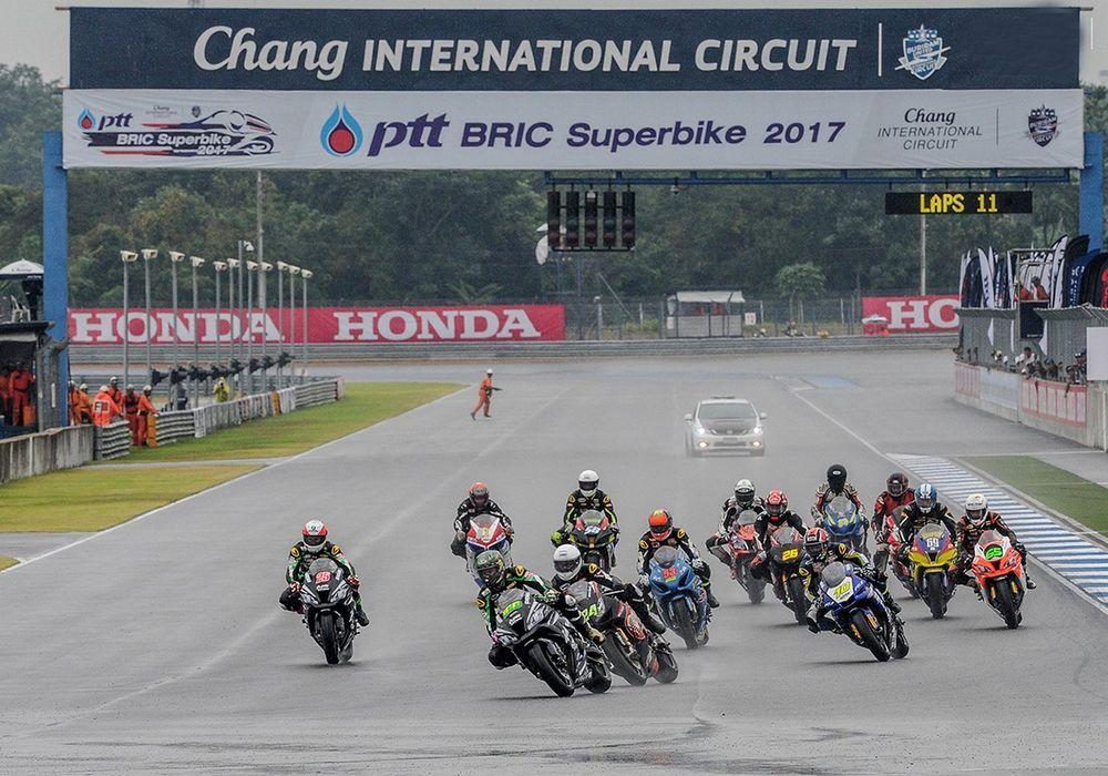 ปตท. ตั้งเป้าปั้นรายการแข่ง PTT BRIC Superbike ขึ้นอันดับ 1 แห่งเอเชีย