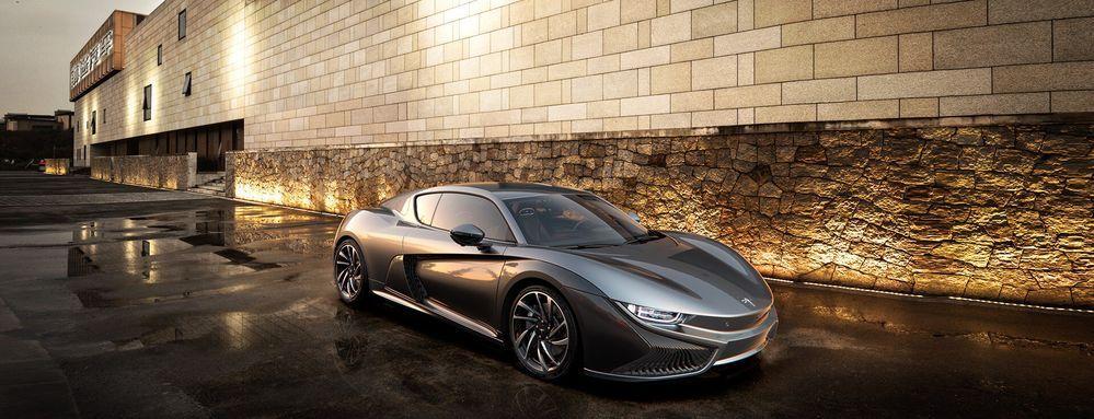 ค่ายรถจากจีนสยายปีก Qiantu Motors เตรียมผลิตรถสปอร์ตไฟฟ้าในสหรัฐฯ