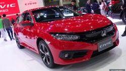 TIME2017: พาชมคันจริง Honda Civic Rallye RED สีแดงสุดจี๊ด โดนใจวัยจ๊าบ ราคาเท่าเดิม