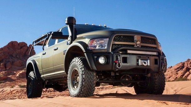 เจ้าออฟโรดตัวจริง !! Ram Prospector XL by AEV ที่มาพร้อมออพชั่นพร้อมลุยจัดเต็ม