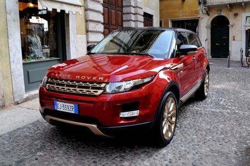 Range Rover Evoque Bollinger รุ่น One Off แต่งโดย Aznom พร้อมทัวร์ทั่วโลก