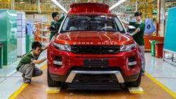 Range Rover Evoque ขึ้นสายการผลิตในจีนเป็นครั้งแรก