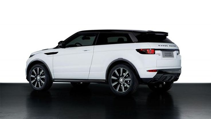 Range Rover Evoque จ่อถูกปรับโฉมอีกหลายครั้ง พร้อมแตกไลน์เพิ่มรุ่นสมรรถนะสูง