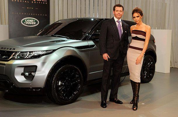 """ดีไซเนอร์ Range Rover Evoque จิก """"วิคตอเรีย เบ็คแฮม"""" อวดอ้างเกินจริง"""