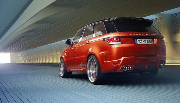 AC Schnitzer จัดเต็มความปราดเปรียวสำหรับ Range Rover Sport