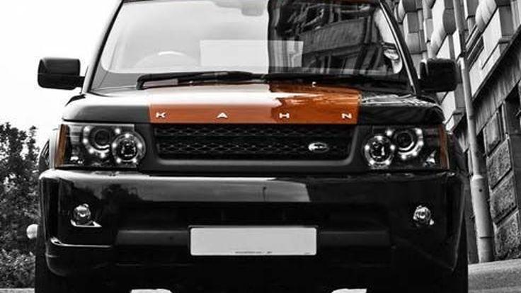 Range Rover Sport Vesuvius Edition รถ SUV หรูผู้ดีอังกฤษ ในชุดแต่งใหม่จาก Project Kahn