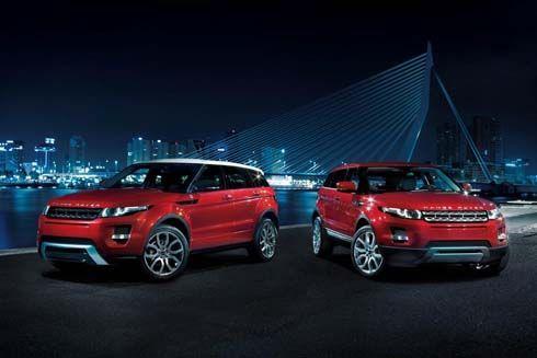 เปิดราคา Range Rover Evoque Pure อีโวครุ่นเริ่มต้น ถูกลงกว่าเดิม 2,000 เหรียญฯ