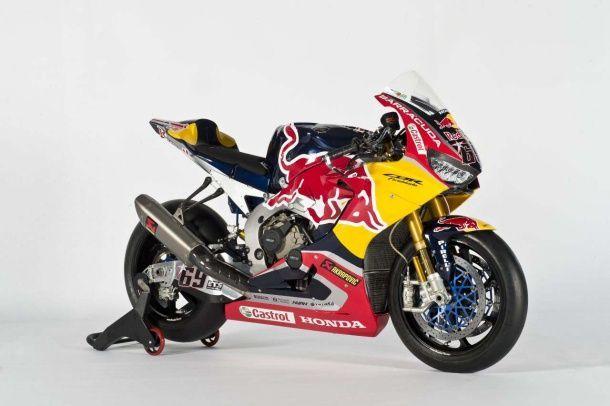 เผยโฉม Red Bull Honda WorldSuperbike Team กับสปอนเซอร์ใหม่และอีกหนึ่งนักแข่งจาก MotoGP