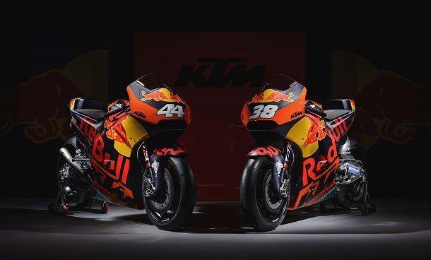 Red Bull KTM Factory เปิดตัวทีมแข่งประจำปี 2017 ครบทั้ง 3 รุ่นการแข่งขัน