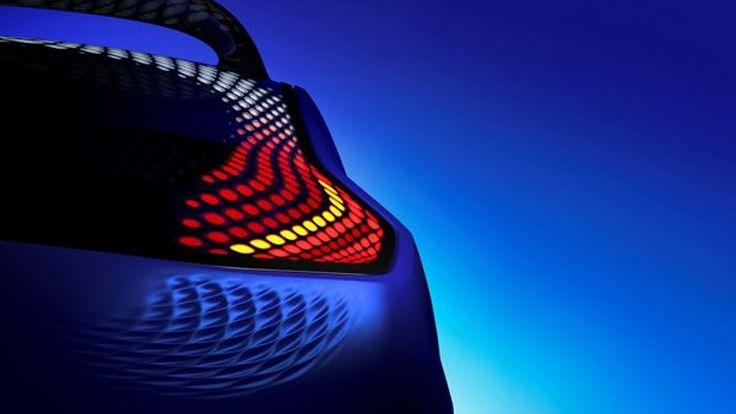 Renault ปล่อยทีเซอร์รถต้นแบบ เน้นยุทธศาสตร์การดีไซน์รถแห่งอนาคต