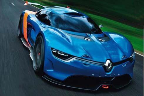 Renault Alpine A110-50 Concept เผยโฉมผ่านภาพหลุด ก่อนเปิดตัวสุดสัปดาห์นี้