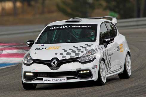 เปิดตัว Renault Clio Cup เรโนลต์คลิโอคัพ แฮทช์แบ็กตัวแข่ง 220 แรงม้า