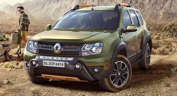 Renault Duster เปิดตัวรุ่นพิเศษ Adventure Edition สำหรับประเทศอินเดีย