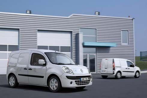 Renault Kangoo Express Z.E. รถแวนไฟฟ้าเพื่อการพาณิชย์ เปิดจองในราคาเริ่มต้น 1.5 หมื่นยูโร