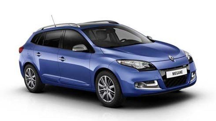 ใหม่ Renault Megane รุ่นปี 2012 ไมเนอร์เชนจ์เพื่อชาวยุโรป เริ่มขายมีนาคมนี้