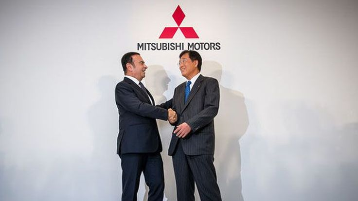 Renault-Nissan ปิดดีล Mitsubishi สร้างหนึ่งในกลุ่มยานยนต์ใหญ่สุดในโลก