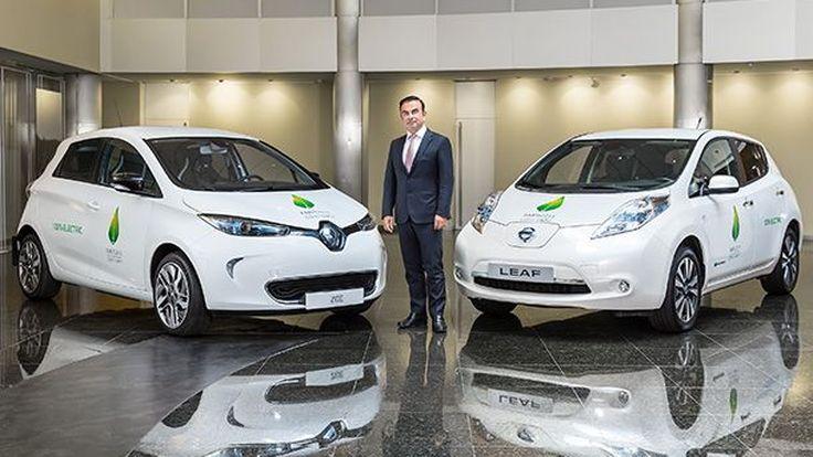ผงาดง้ำค้ำโลก! Renault-Nissan ขึ้นอันดับหนึ่งบริษัทรถยนต์รายใหญ่ที่สุดในโลก