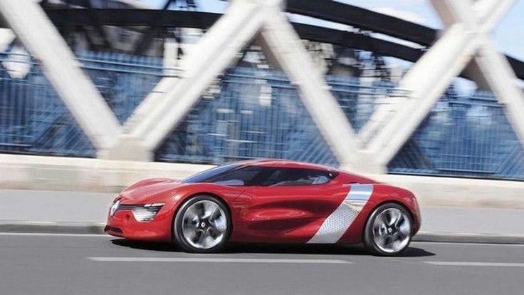 Renault Trezor คอนเซปต์รถสปอร์ตพลังงานไฟฟ้ารุ่นใหม่ กับความตั้งใจสูงสุดในการพัฒนา