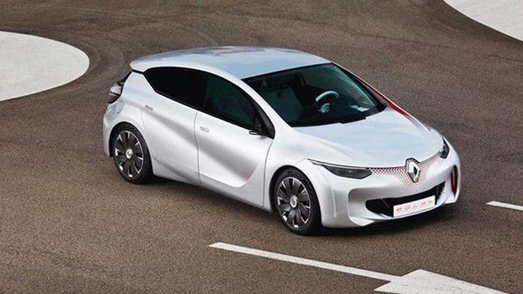 Renault เผยโฉมรถต้นแบบ Eolab Concept สุดยอดประหยัด 100 กม./ลิตร