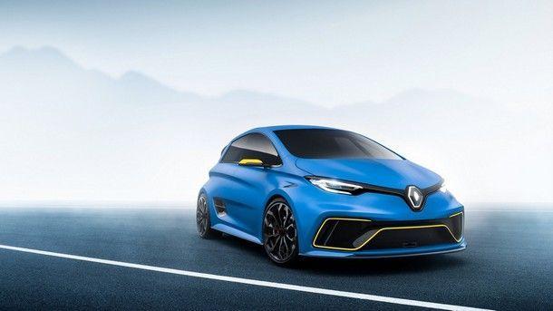 Renault Zoe E-Sport Concept สามารถทำความเร็วได้มากกว่า Formula E ถึง 100 กม./ชม.