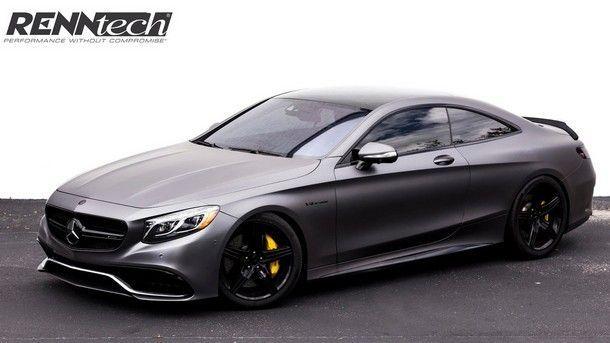ถ้าจะแรงขนาดนี้ !! สำนัก Renntech อวดโฉม Mercedes S63 AMG Coupe รุ่นพิเศษพลัง 708 แรงม้า